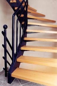 wohnraumgestaltung treppen und gel nder m bel und beleuchtung kunstschmiede georg petau. Black Bedroom Furniture Sets. Home Design Ideas